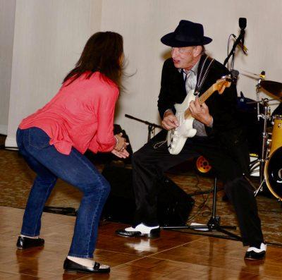 George Dancing