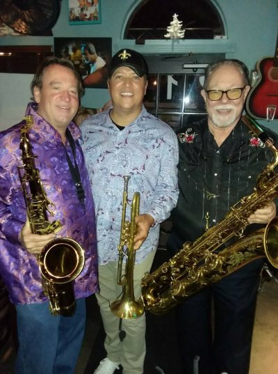 Jeff Watkins - Ian Smith - Randy Emerick at Double Roads, Jupiter, FL.