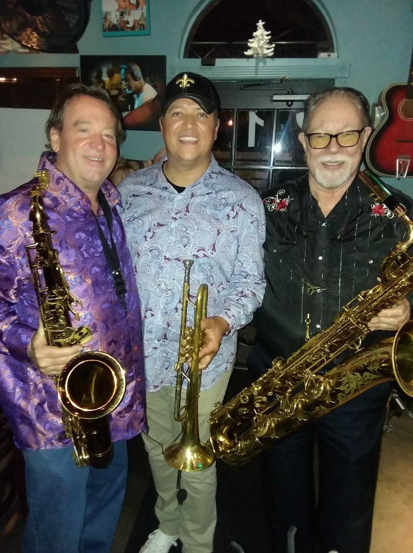 Jeff Watkins - Ian Smith - Randy Emerick at Double Roads, Jupiter, FL.